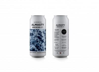 Almasty Blue Cheese DIPA 8% 440ml