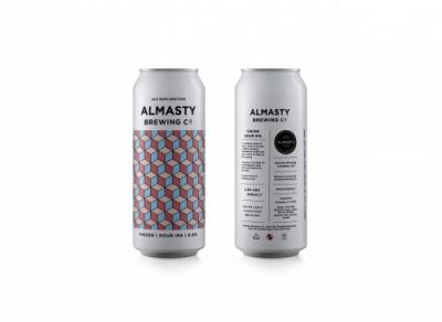 Almasty Vision Sour IPA 6.8%