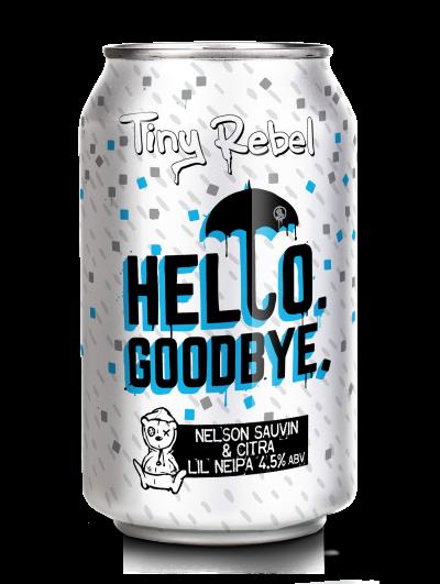 Tiny Rebel Hello Goodbye Lil NEIPA 4.5% 330ml