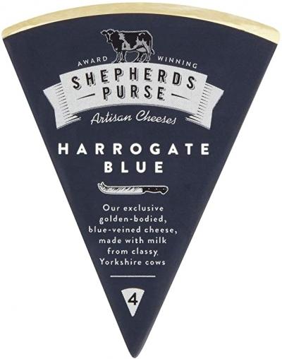 Shepherds Purse Harrogate Blue 180g