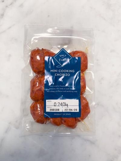Spanish Cooking Chorizo - 230g