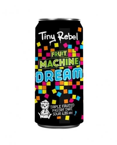 Tiny Rebel Fruit Machine Fruit Tart Sour 440ml 4.8%