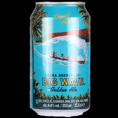 Kona Big  Wave Golden Ale 330ml