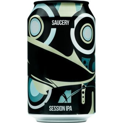 Magic Rock Saucery Session IPA 3.9% 330ml