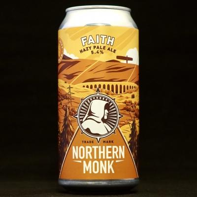Northern Monk Faith Modern Pale Ale 5.4% 440ml