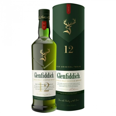 Glenfiddich 12 70cl