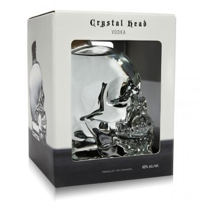 Crystal Head Vodka (Gift Box) 70cl