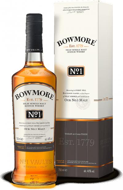 Bowmore No.1 Malt Whisky