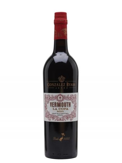 Vermouth La Copa Rojo (Red) 70cl 15.5%