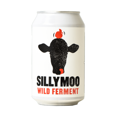 Silly Moo Wild Ferment Cans 4.8% 330ml