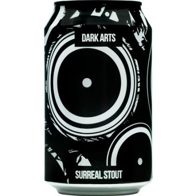 Magic Rock Dark Arts Surreal Stout 6.0% 330ml
