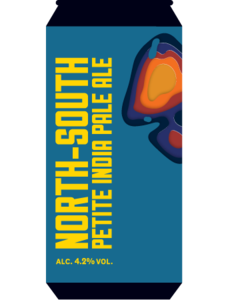 Marble North South Petite IPA 500ml 4.2%