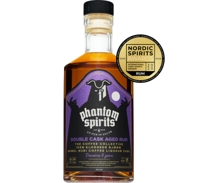 Phantom Spirits Coffee Collective Nuri Coffee Liquer Rum 50cl 43%