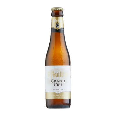 St Feuillien Grand Cru Dry Hopped Belgian Blond 9.5% 330ml