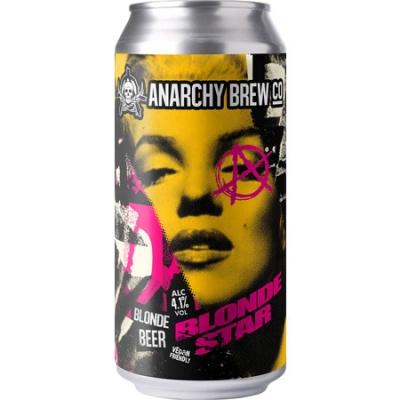 Anarchy Blonde Star 4.1% 440ml