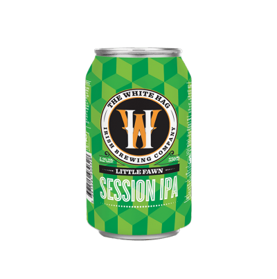 White Hag Little Fawn Session IPA 4.2% 330ml
