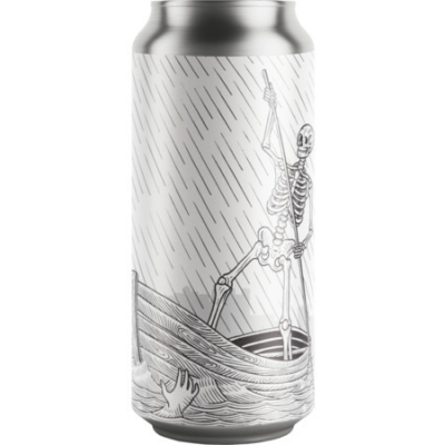 Left Handed Giant Deeper Water Milk Stout 5.1% 440ml