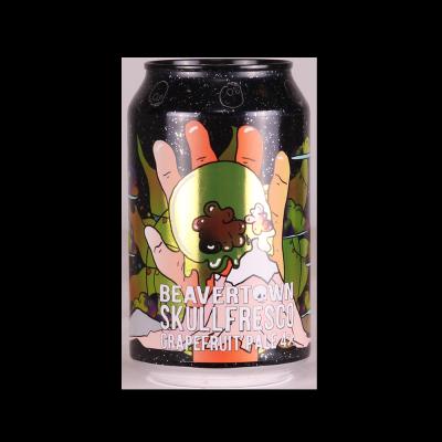 Beavertown Skullfresco Grapefruit Pale 4% 330ml