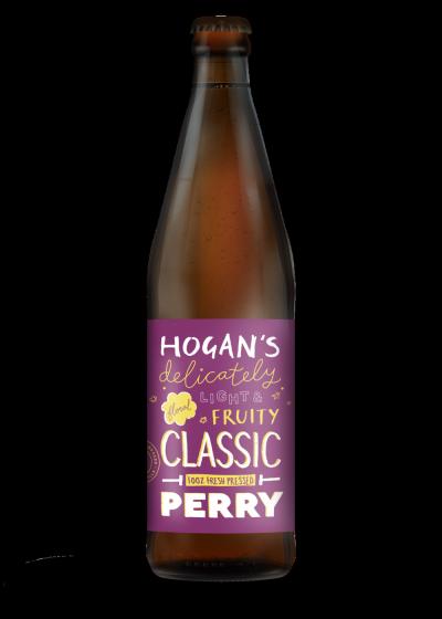 Hogans Classic Perry 5.4% 500ml