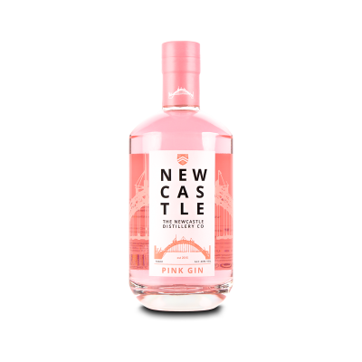 Newcastle Pink Gin 700ml 40%