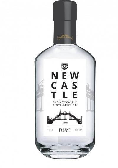 Newcastle London Dry Gin 700ml 40%