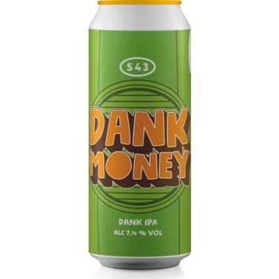 S43 Dank Money Dank IPA 7.4% 440ml
