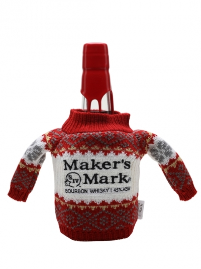 Makers Mark Christmas Jumper 70cl