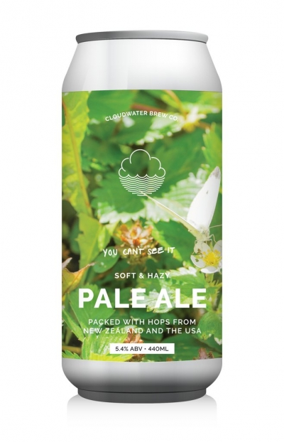 Cloudwater You Can't See IT Pale Ale 440ml 5.4%