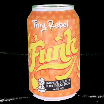 Tiny Rebel Funk Tropical Bubblegum Sour 4.8% 330ml