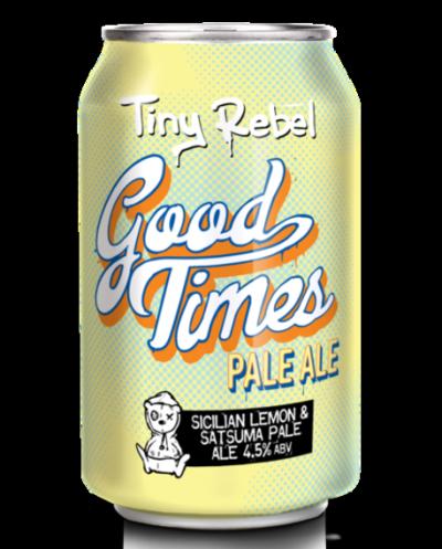 Tiny Rebel Good Times Lemon Pale 4.5% 330ml