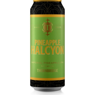 Thornbridge Halcyon Pineapple IPA 7.4%