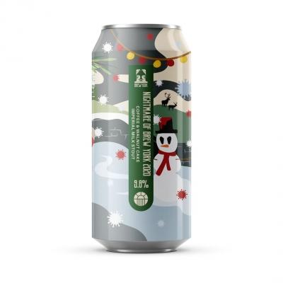 Brew York Nightmare of Brew York 9.8% 440ml