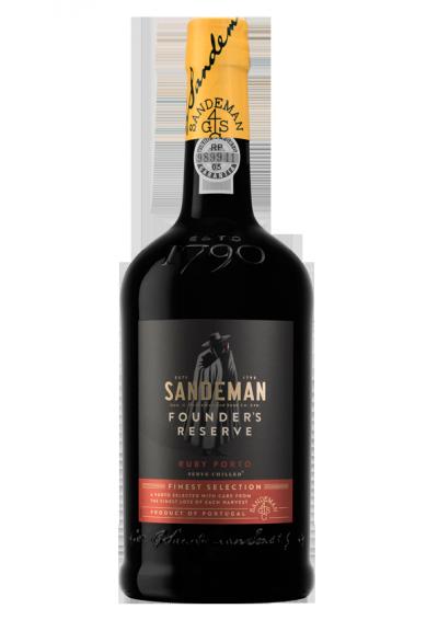 Sandeman Ruby Porto 750ml 20%