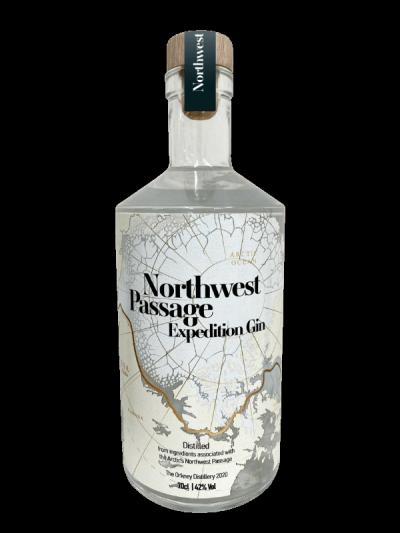North Western Passage Gin 70cl 42%