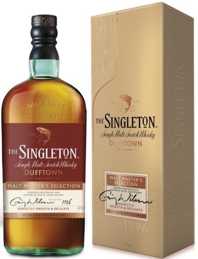 The Singleton Malt Masters Selection 70cl