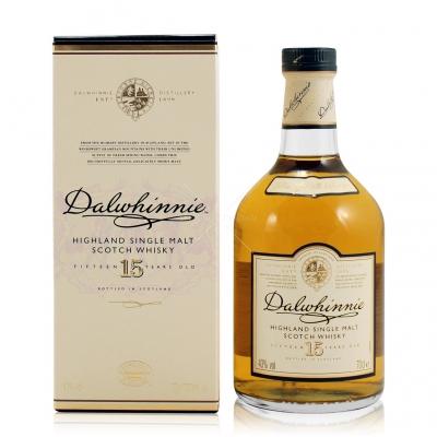 Dalwhinnie 15yr 70cl