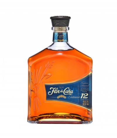 Flor De Cana 12yr Rum 70cl