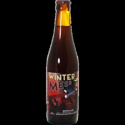 De La Senne Winter Mess 8.5% 330ml