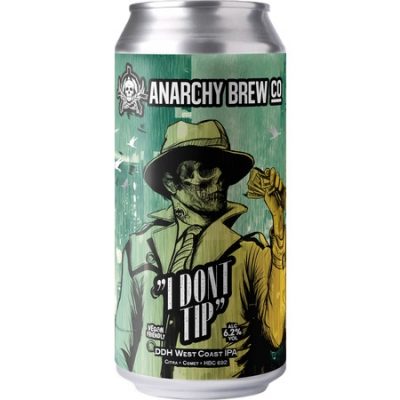 Anarchy I Don't Tip IPA 6.2% 440ml