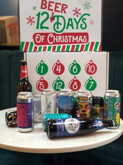 * 12 Beer Days of Christmas Calendar *