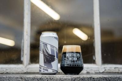 Northern Monk  PP Taeppefald Porter 9.5% 440ml