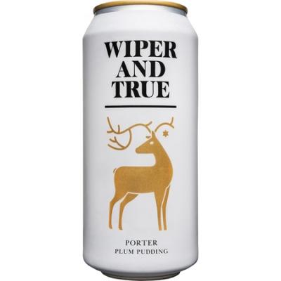 Wiper and True Plum Pudding 6.6% 440ml