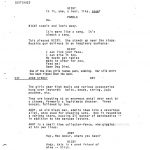 """Times Square"" Screenplay by Jacob Brackman, 1979, P. 78"