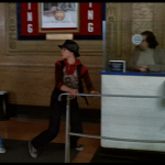 "The lobby of the unnamed Times Square porn theater in ""Times Square"" (1980)"