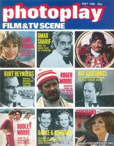 Cover of Photoplay Vol. 31 No. 5, May 1980