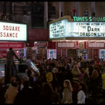 "The Concert in Times Square - frame capture from ""Times Square"" (1980)"