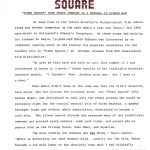 """Page 1 of the Robin Johnson bio from the TIMES SQUARE Press Materials folder. Text: """"TIMES SQUARE"""" STAR ROBIN JOHNSON IS A NATURAL IN SCREEN BOW At some time in the future Brooklyn's Technological High School steps may become legendary as the spot where a star was """"born,"""" the 1980 equivalent to Hollywood's Schwab's Drugstore. On those steps and waiting for classes to begin, 16-year-old Robin Johnson was discovered by an (unknown) casting scout on the lookout for possible candidates for the leading role in """"Times Square,"""" an October release from AFD (Associated Film Distribution). """"He gave me this card and said to call this number if I was interested in being in a movie,"""" Robin recalls in her inimitable Brooklyn-accented speech. """"I thought: Wow! Another wise guy. But I gave it a shot."""" What Robin didn't know at the time was that the film's director, Alan Moyle, who had written the original story for """"Times Square"""" with Leanne Unger, was determined to cast only the young actress who would be precisely right for the crucial central role of Nicky Marotta, a spunky teenager loose and without adult supervision, determined to become a rock star. The talent search already had bypassed many of the traditional avenues and scoured youth centers, punk rock clubs, and placed ads in papers such as the Village Voice, Soho News, and Aquarian. """"We were looking for someone who WAS Nicky,"""" Moyle admits. """"Robin is definitely not that doomed child. Luckily for the film, Robin brought a lot more humor to the character than what I had originally envisioned. Her youthful innocence and energy buoy up what might have been played as too much of a downer."""" Without any previous experience (""""I had sung in a choir when I"""