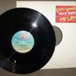 "12"" 33 1/3 RPM ""Rock Hard"" single"