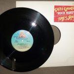 "12"" 33 1/3 RPM ""Rock Hard"" single"