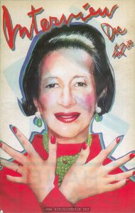 Cover of Interview, Vol. 10 No. 12, December 1980